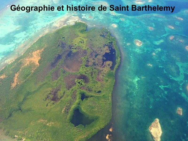 géographie histoire saint barth