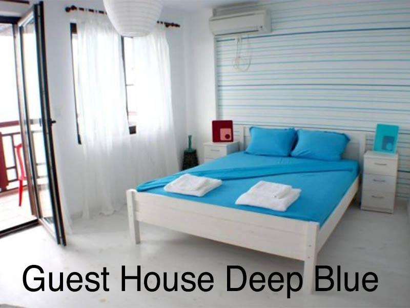 prix location guest house sozopol