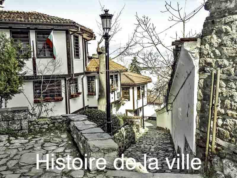 histoire Plovdiv