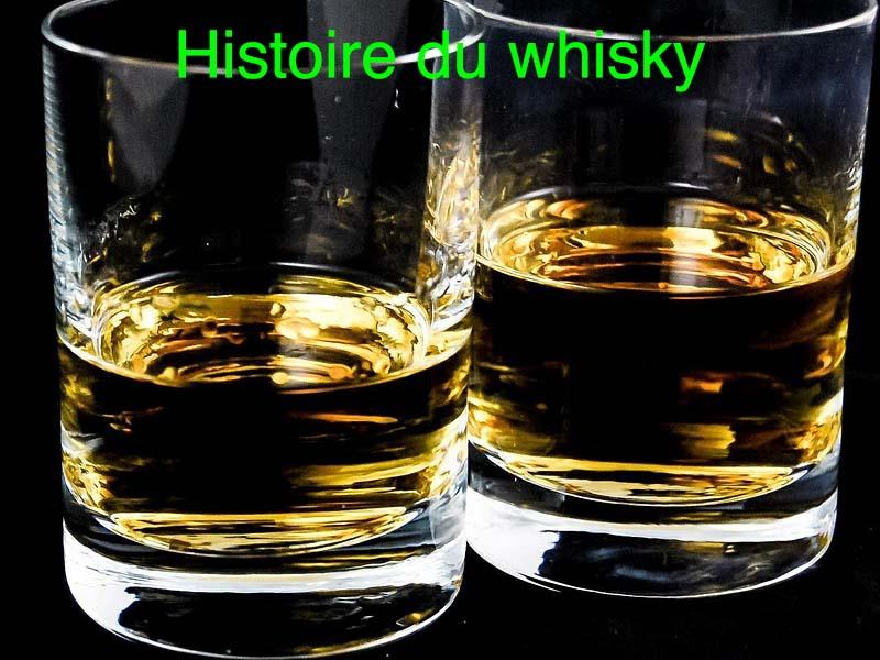 histoire whisky