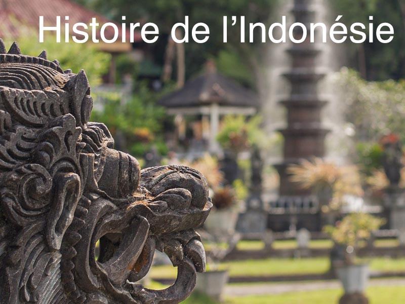 histoire Indonésie