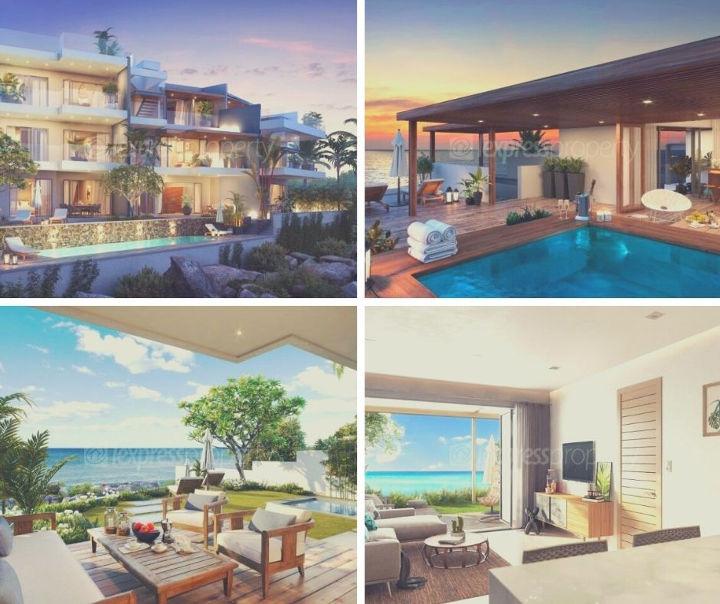 Appartement en vente à l'île Maurice