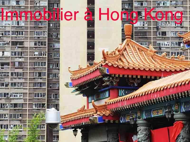 immobilier à hong kong