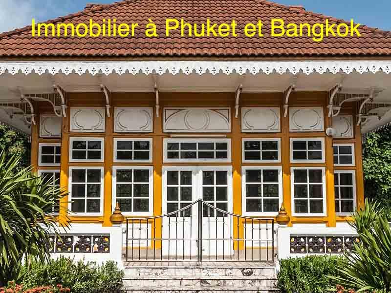 immobilier bangkok thailande
