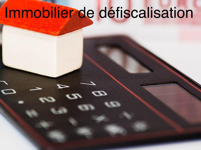 immobilier de défiscalisation