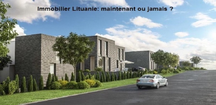 Immobilier en Lituanie comment investir dans l'immobilier ?
