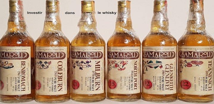 investir whisky