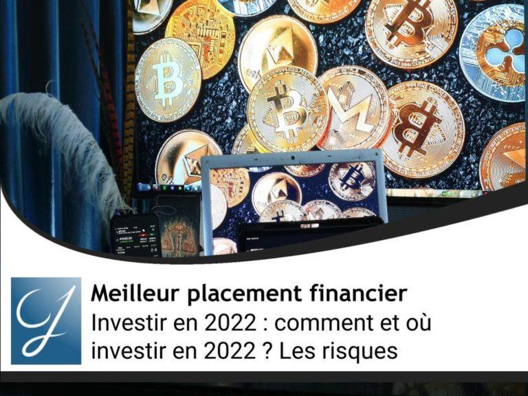 Investir en 2022