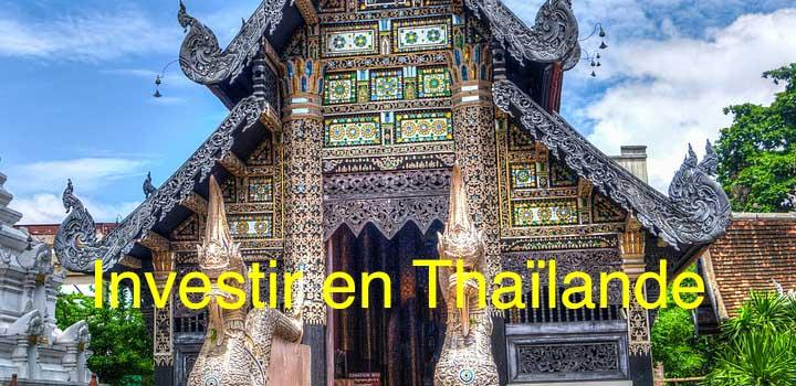 Investir en Thaïlande ou le meilleur immobilier en Asie?