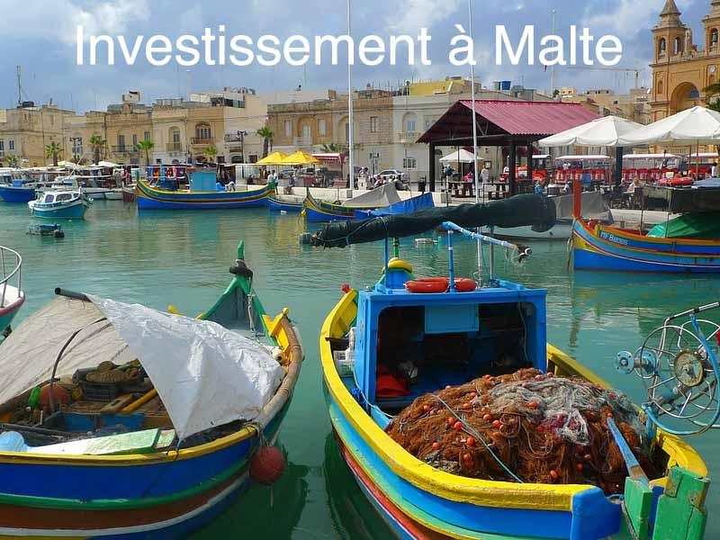 investissement à Malte