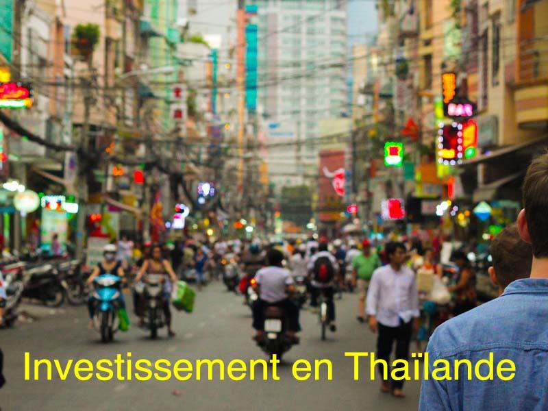 investissement en thailande