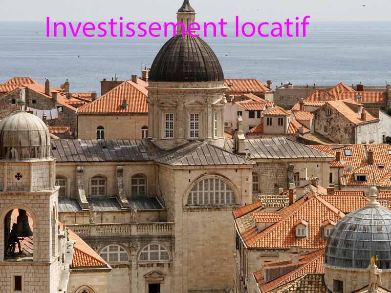 investissement locatif en croatie