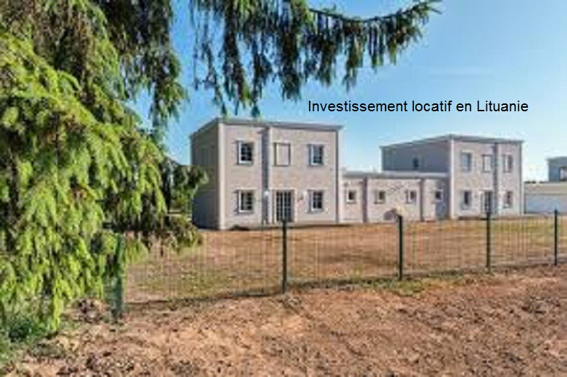 investissement locatif en Lituanie