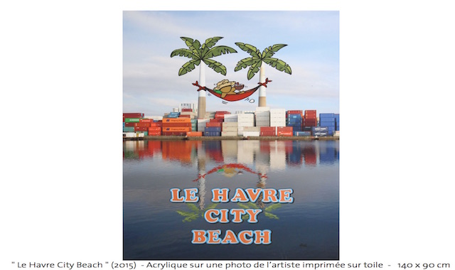 jace le havre city beach gouzou