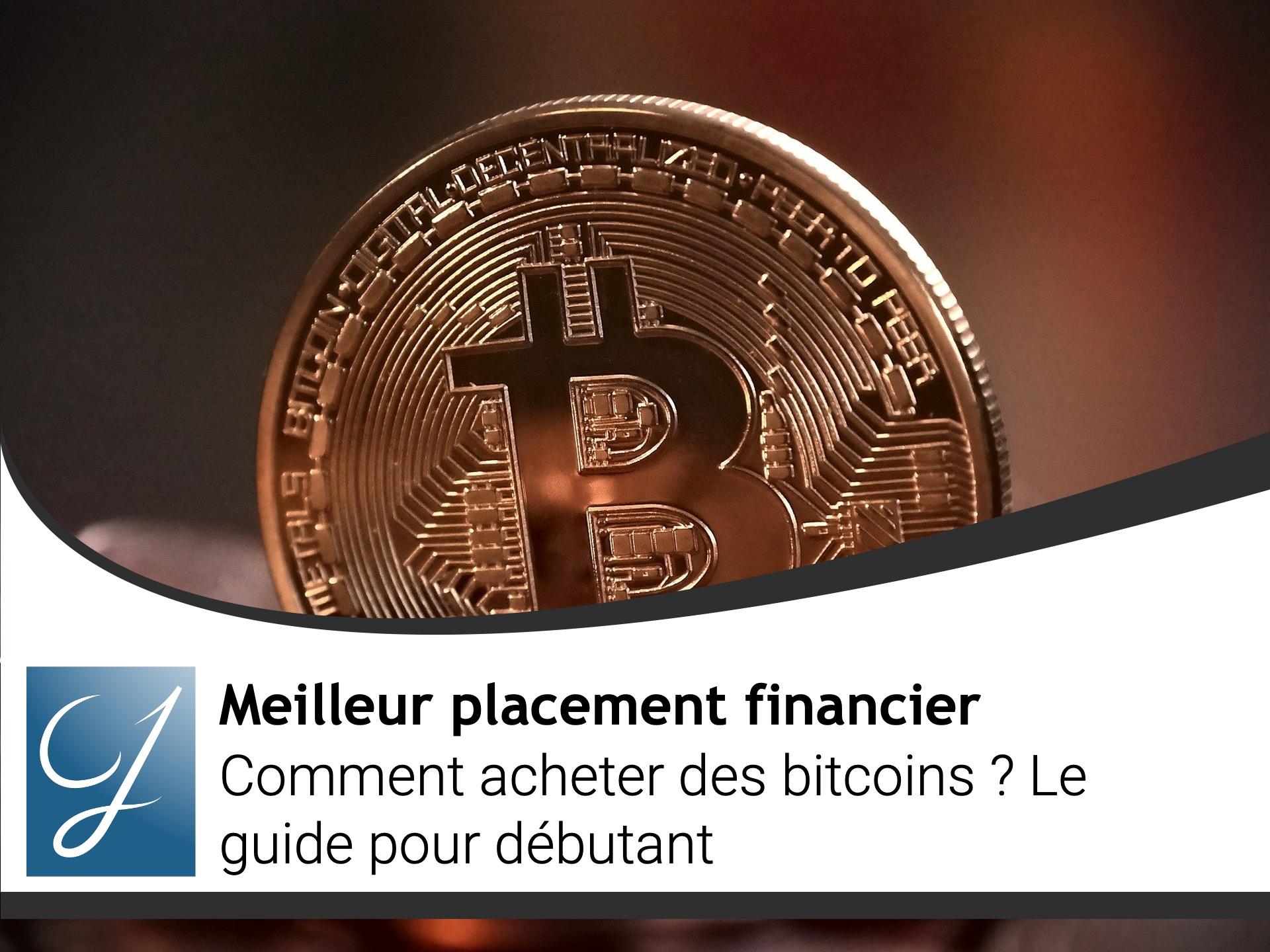 Comment acheter des bitcoins ? Le guide pour débutant