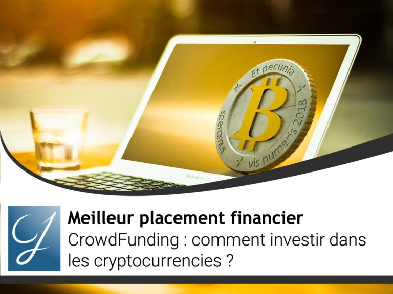 Investir dans le CrowdFunding : comment investir des cryptocurrencies ?