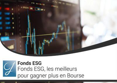 Fonds ESG les meilleurs pour gagner plus en Bourse
