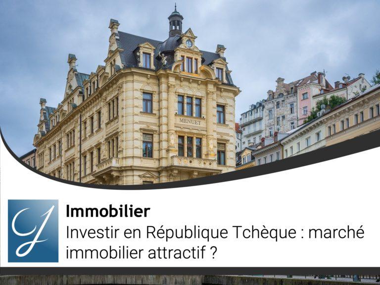 Investir en République Tchèque : marché immobilier attractif ?