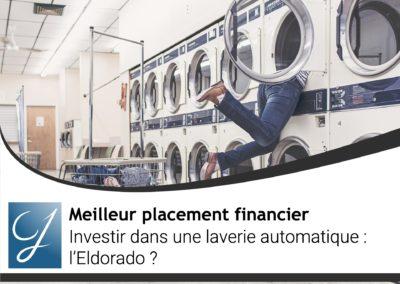 Investir dans une laverie automatique l'eldorado?