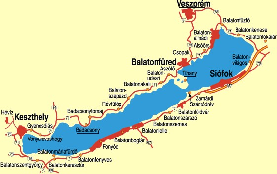 Maison Au Lac Balaton : Tout Le Monde Achète