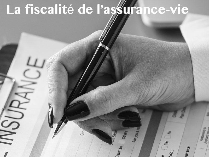 la fiscalité assurance vie