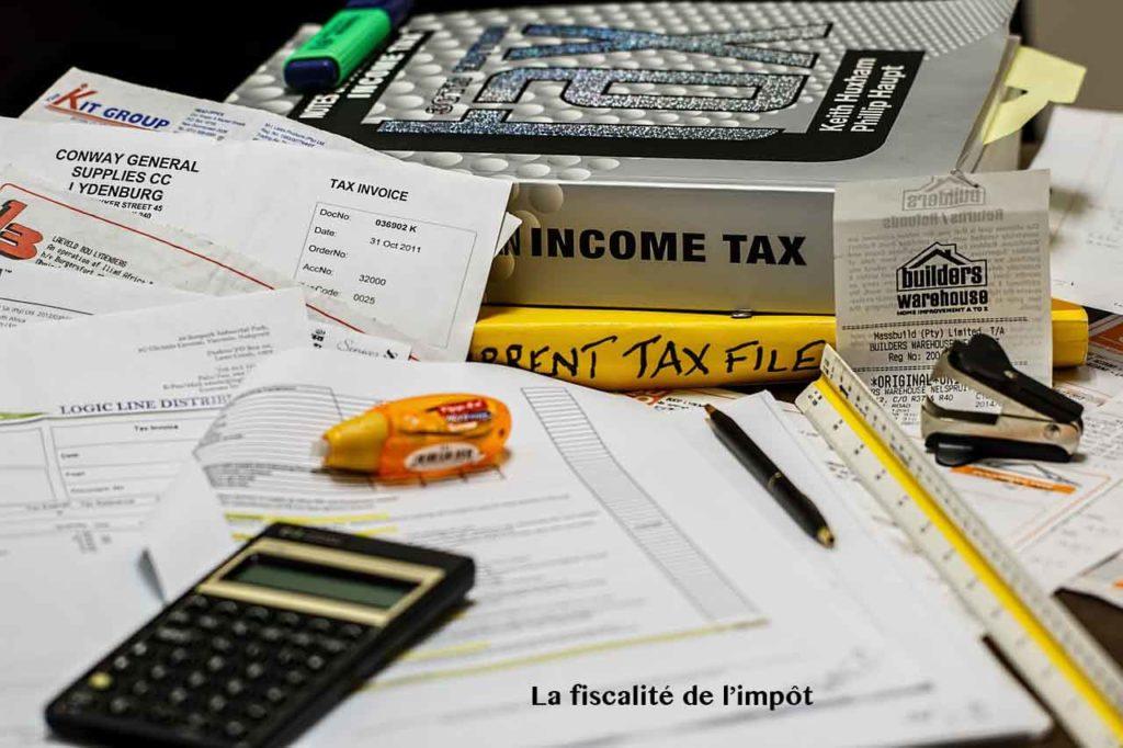 fiscalité impôt sur le revenu