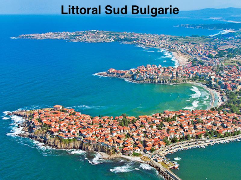 littoral sud bulgarie Sozopol