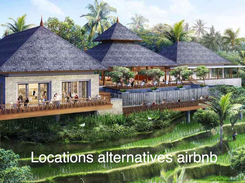 locations alternatives airbnb ubud