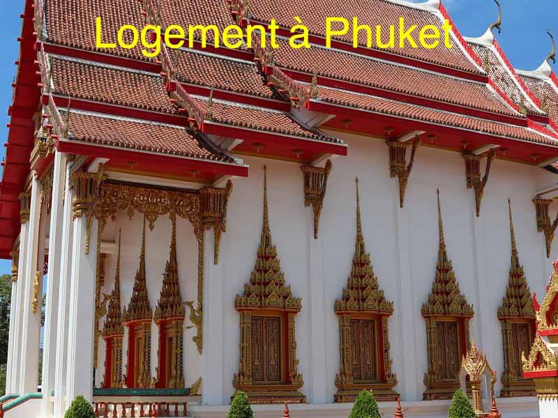 logement à Phuket