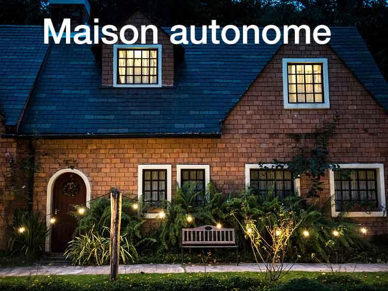 comment construire maison autonome