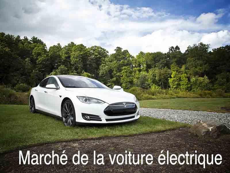 marché voiture électrique