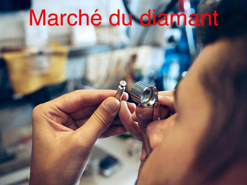 marché diamant
