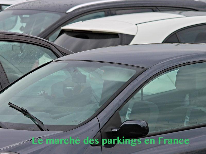 marché parking france