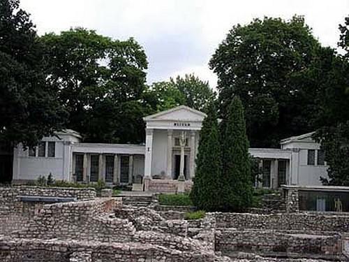Musée Aquincum à Obuda