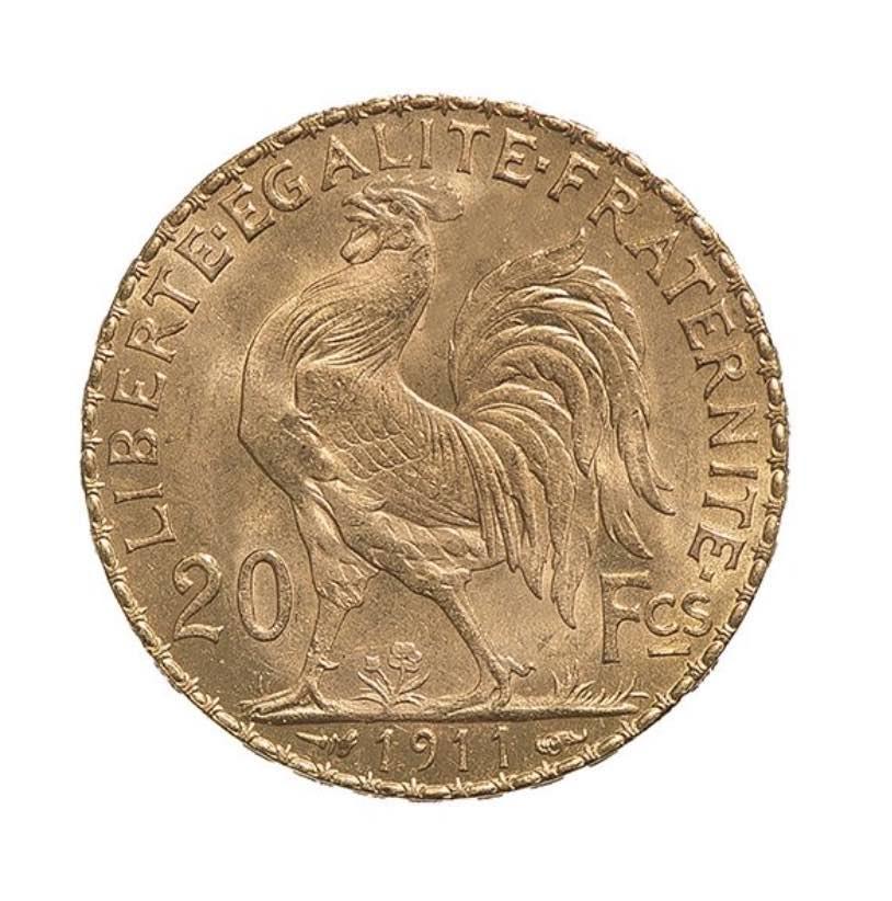 napoléon or louis d'or