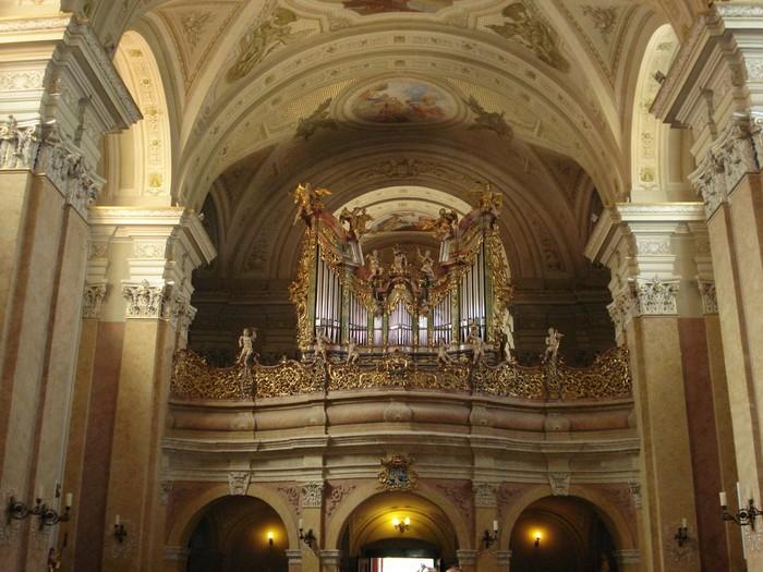 orgue église balaton