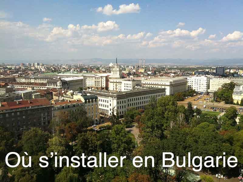 où vivre en Bulgarie