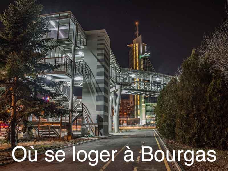 où loger à Bourgas