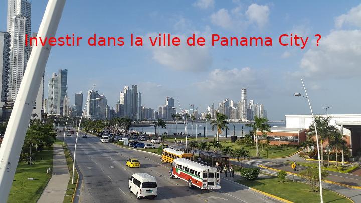 Investir dans la ville de Panama City