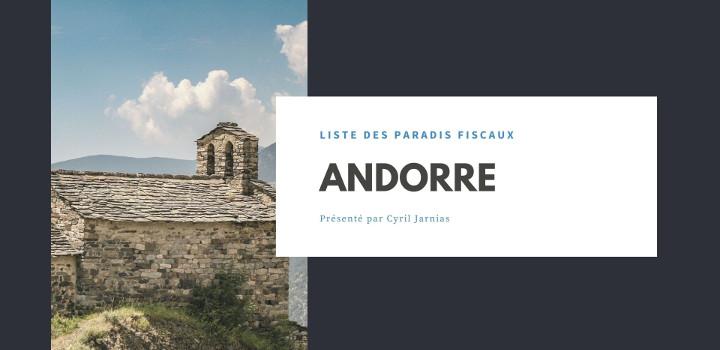 Andorre : un paradis fiscal ?