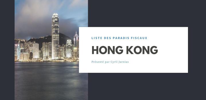 Hong Kong : un paradis fiscal ?