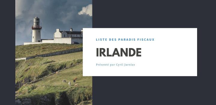 Irlande : un paradis fiscal ?