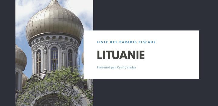 Lituanie : un paradis fiscal ?