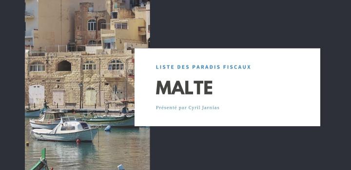 Malte : un paradis fiscal ?