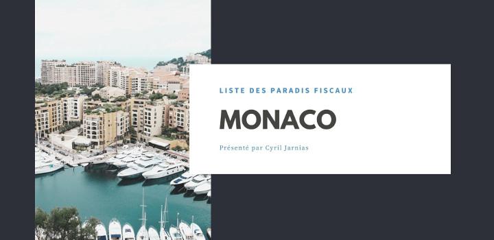Monaco : un paradis fiscal ?