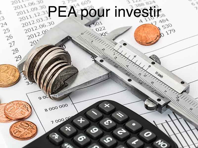 pea investir