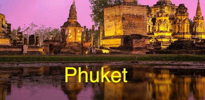Phuket pour les vacances, le tourisme ou pour y investir plus?