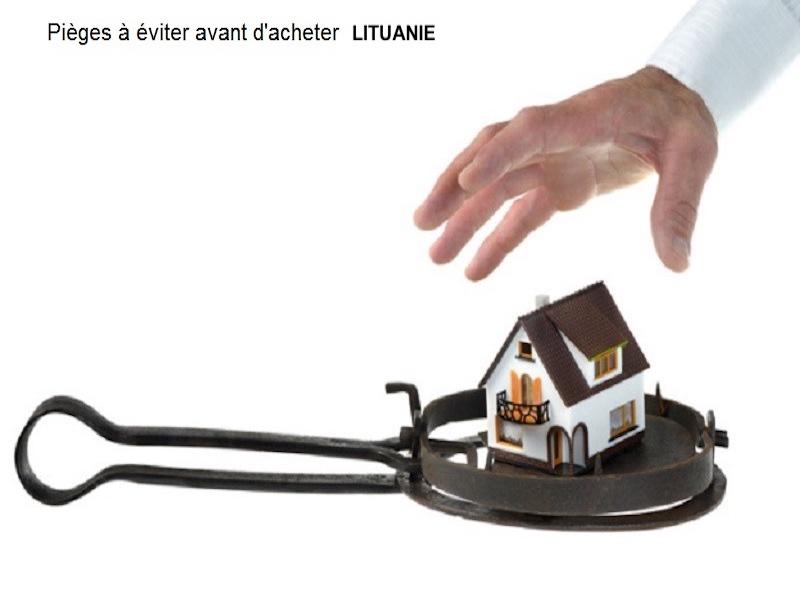pièges à éviter avant achat Lituanie