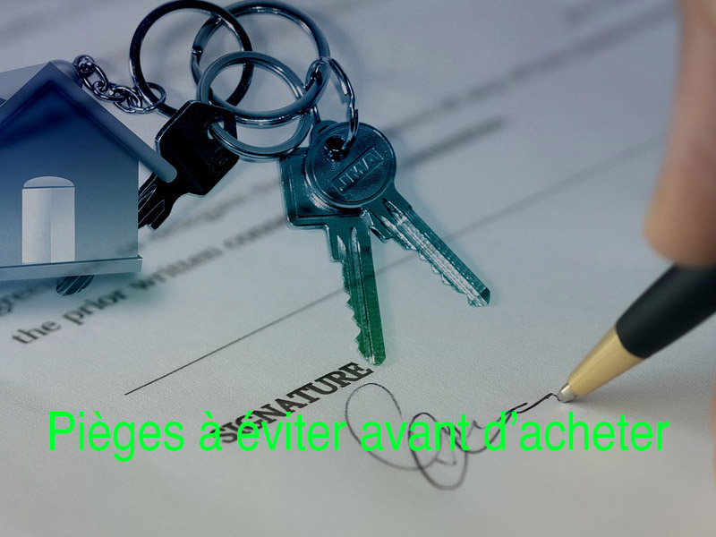 pièges achat immobilier usa