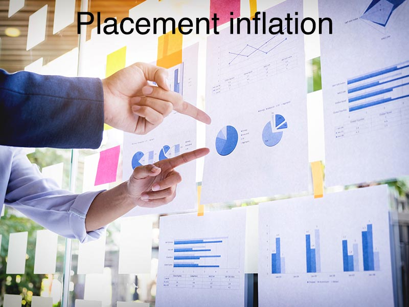 inflation placement